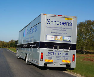 Safe, Secure Storage in Salisbury